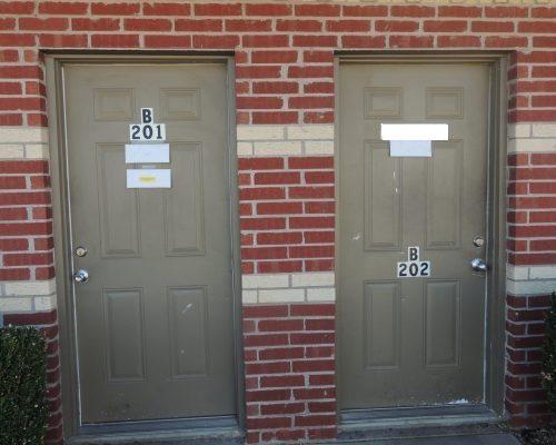 Door edited